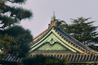 Kikyō-mon Gate