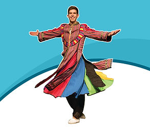 Joseph and his Dreamcoat