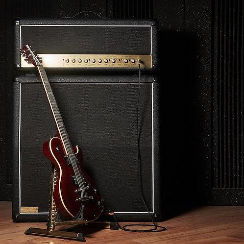 Guitar in A Major