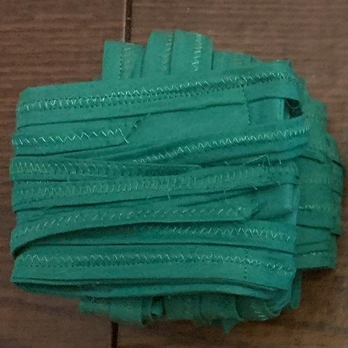 Green Handmade Cloth Face Mask