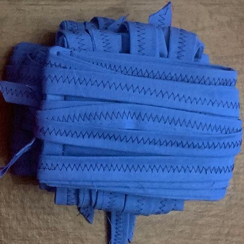 Blue Handmade Cloth Face Mask