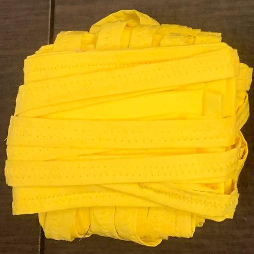 Yellow Handmade Cloth Face Mask