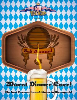 Wurst Dinner