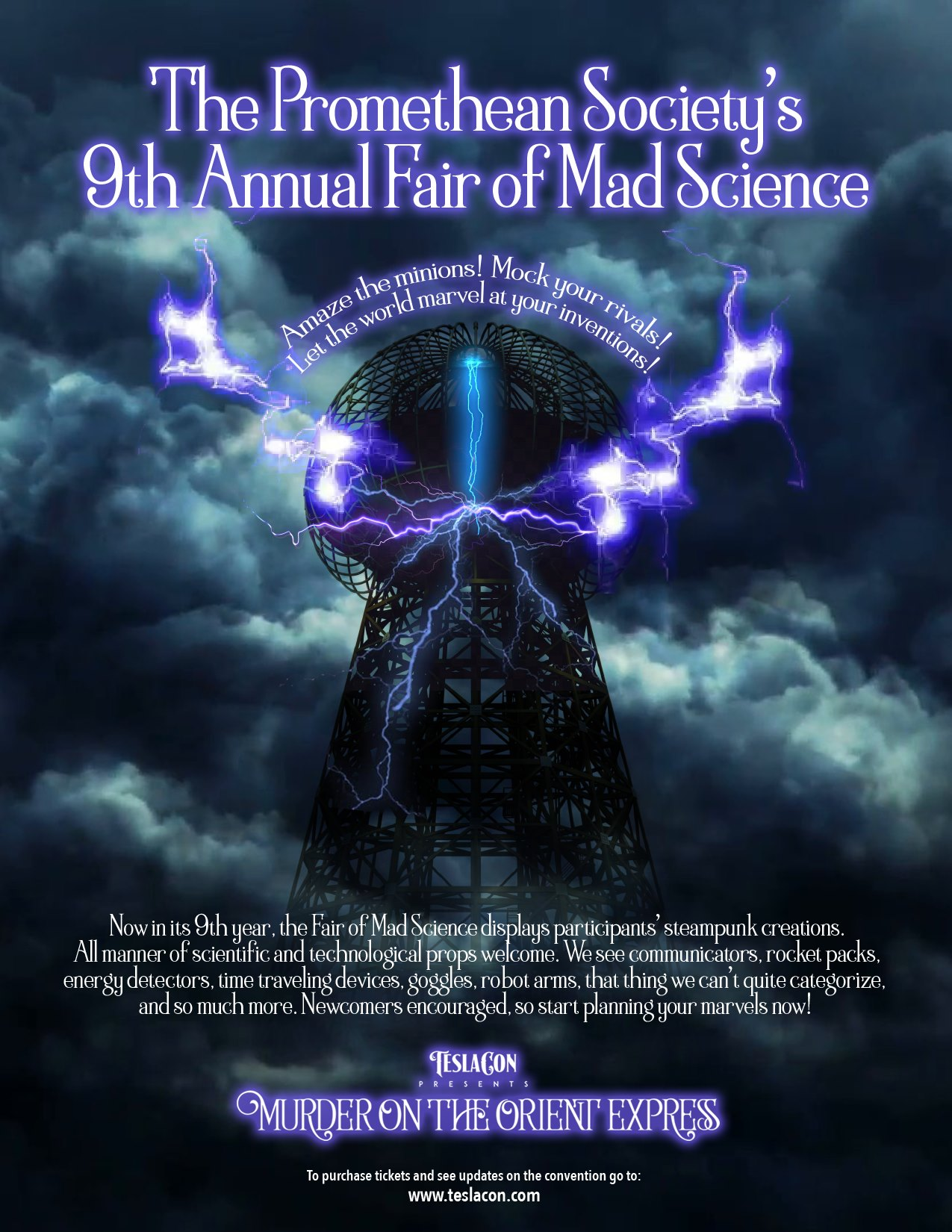 The Annual Fair of Mad Science