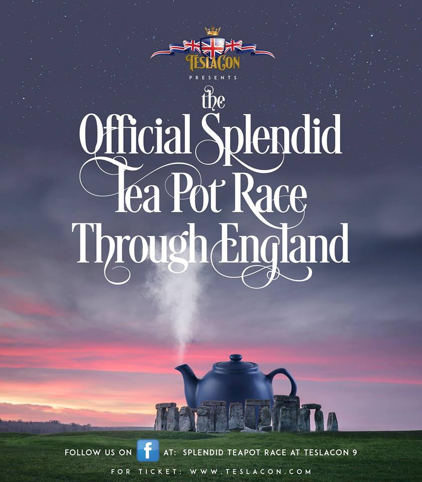 Splendid Teapot Race