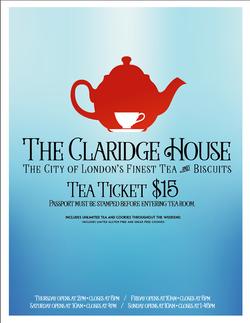 Tea Room Promo