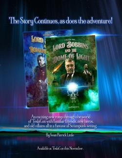 Novels by Sean Patrick Little