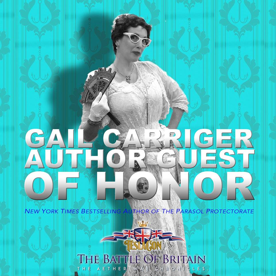 Special Guest Gail Carriger