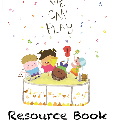 We Can Play - Full Resource Book - PDF