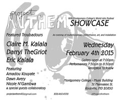 projectANTHEM Debut Showcase