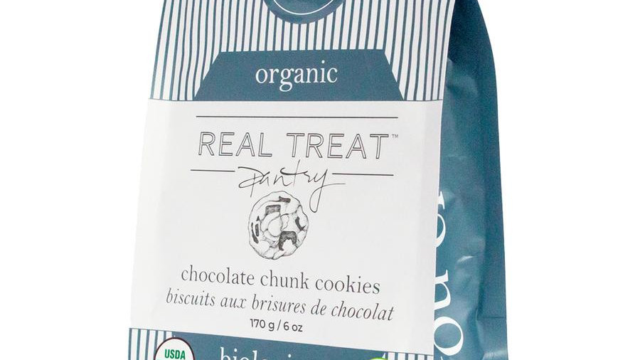 Organic Chocolate Chunk Cookie