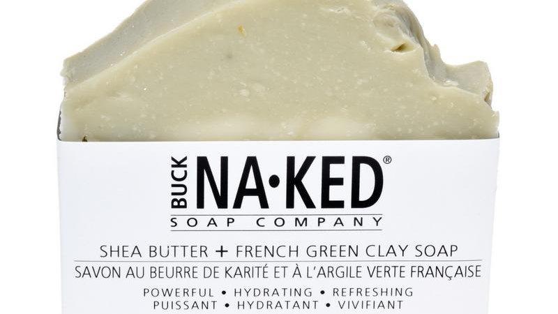 Shea Butter & French Green Tea