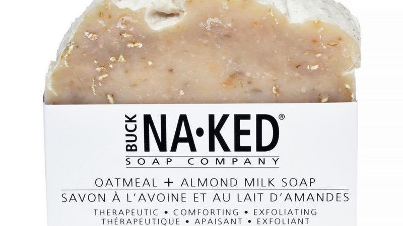 Oatmeal & Almnd Soap