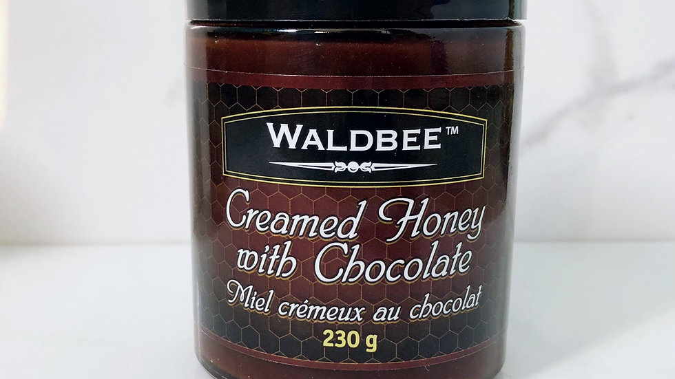 Creamed Honey With Chocolate