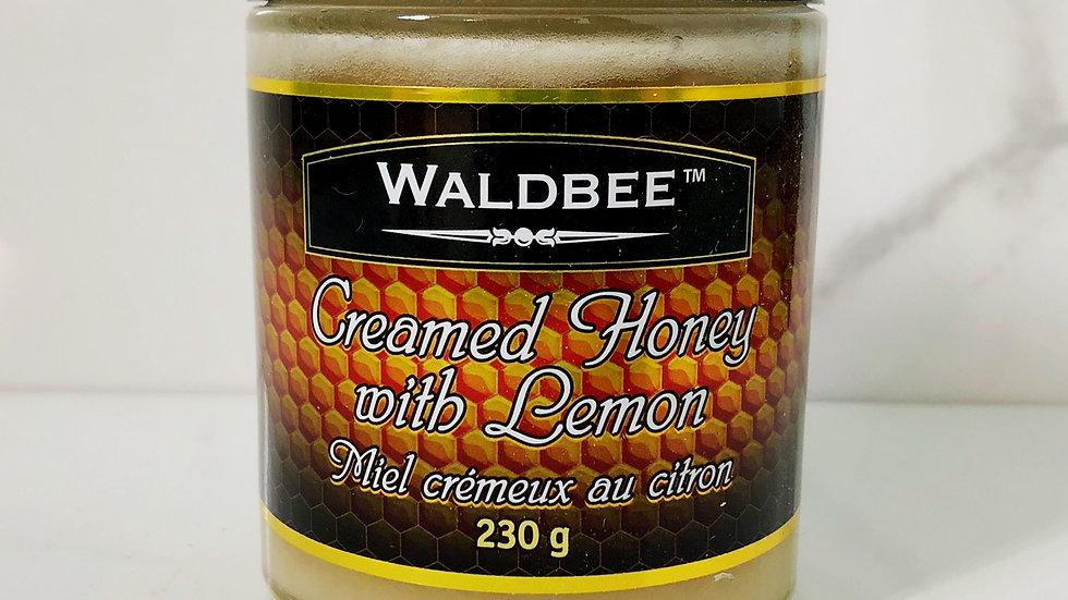 Creamed Honey With Lemon