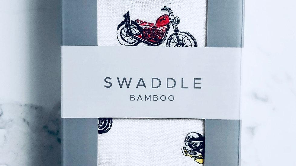 Swaddle Motorcycle Bamboo