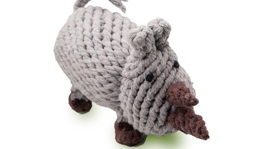 Marshall Organic Cotton Dog Toy