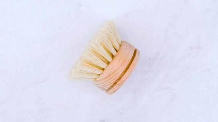 Bamboo Scrubber Head Replacment