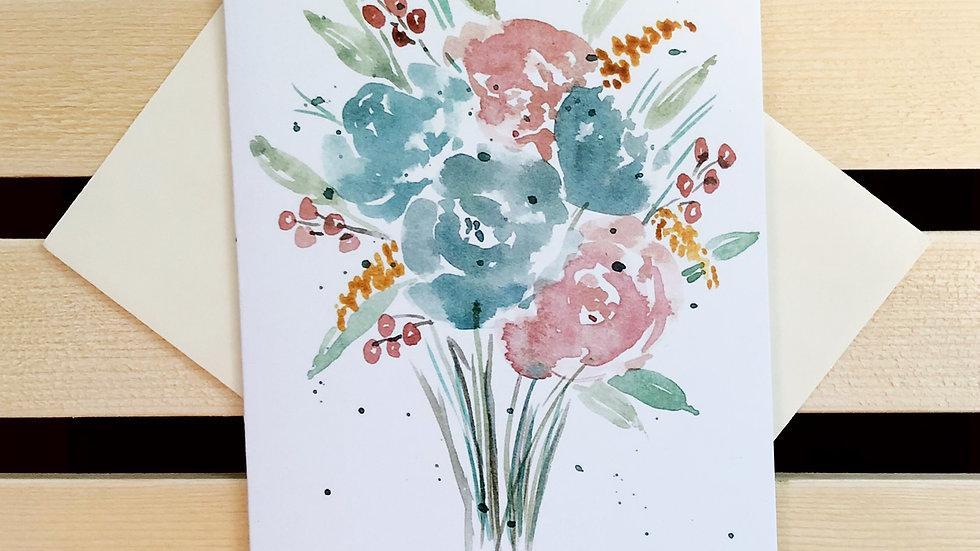 Blank Bouquet