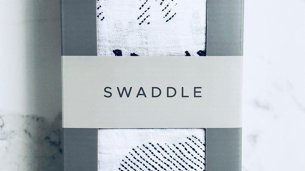 Swaddle Elephant 100% Cotton