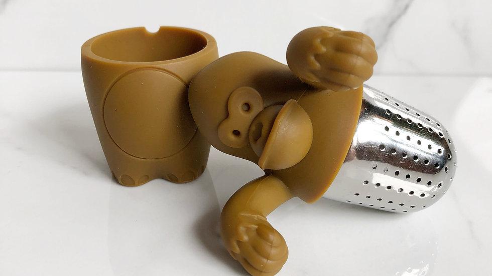 Tea Infuser - Gerry The Gorilla