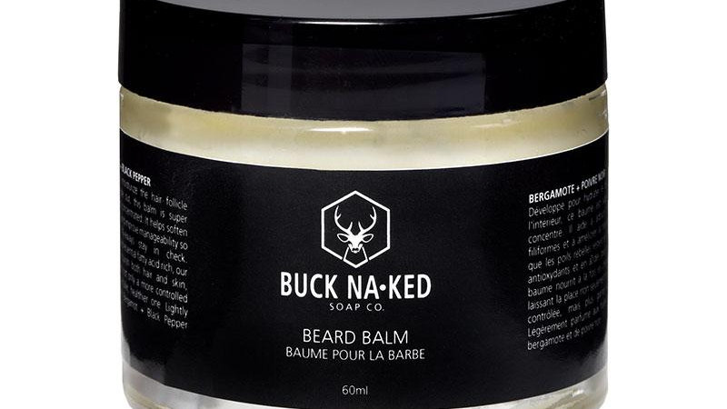 Beard Balm - Bergamot/Black Pepper