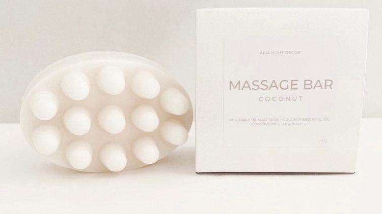 Coconut Massage Bar