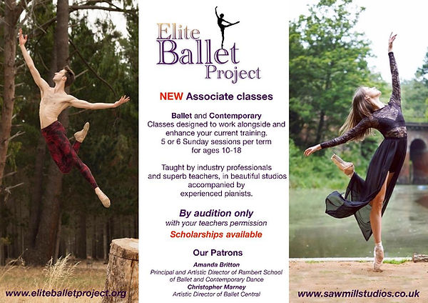 All information about Elite Ballet Project