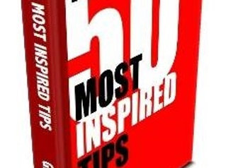 The 50 Most Inspired Tips