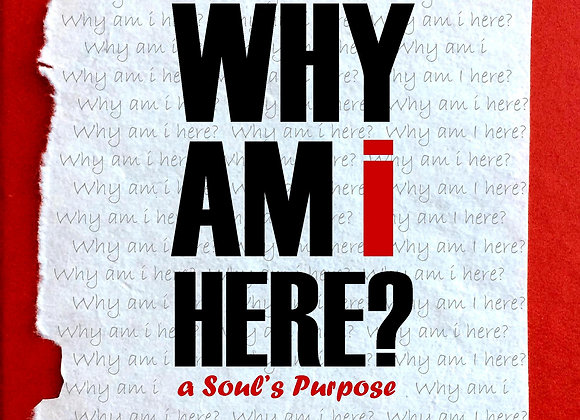 Why am I Here? a Soul's Purpose