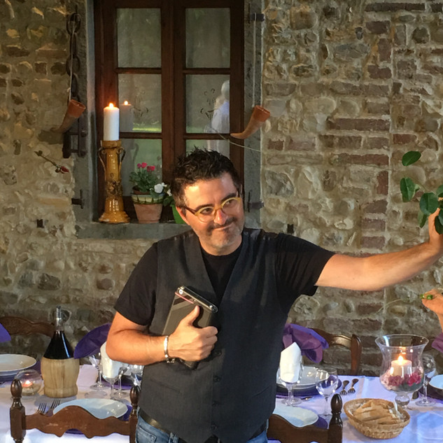 The Tuscan Meal