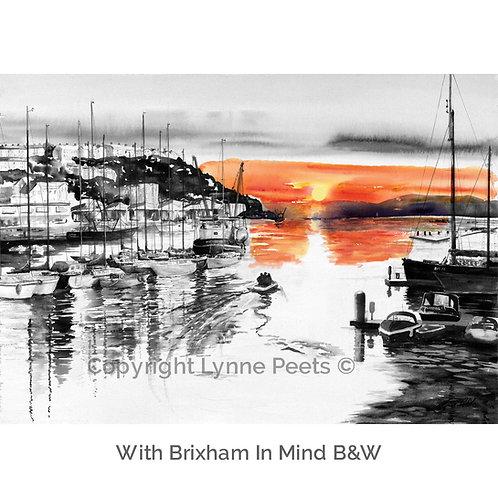 Brixham - Artist - Lynne Peets - Watercolour