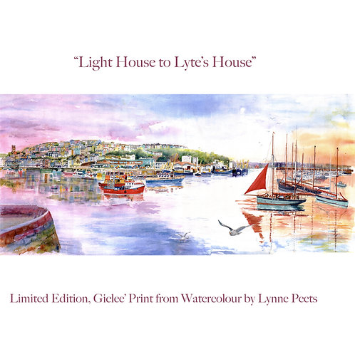 'Light House To Lyte's House'