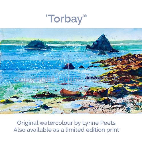 Torbay - English Riviera View - Lynne Peets