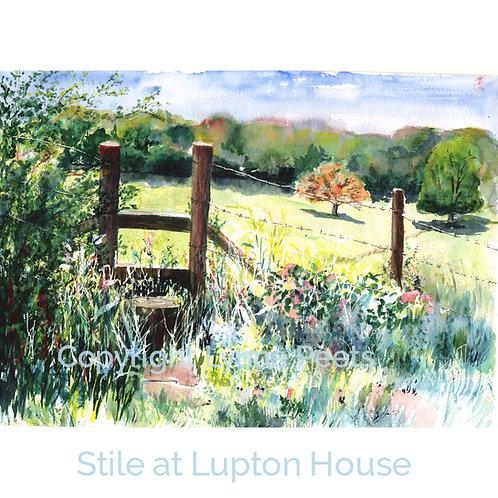 Stile At Lupton House