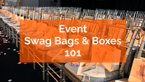 Event Swag Bags & Boxes 101