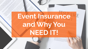 Event Insurance- And Why You NEED it