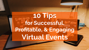 10 Tips For Virtual Event Success