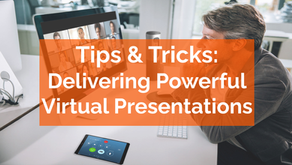 Delivering Powerful Virtual Presentations