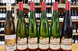 Vins d'Alsace FREY-SOHLER