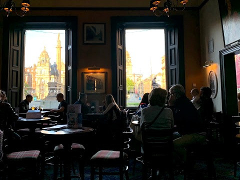 In a Pub: The Counting House, Glasgow, 2019