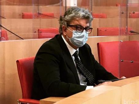"""LUIGI CAROLI RISPONDE ALL'ASL BRINDISI: """"GLI 11 CENTRI RIMANGONO CHIUSI"""""""
