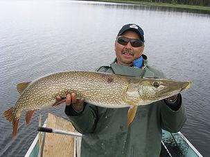 Ens Outfitting Reindeer Lake Saskatchewan Fly In Fishing Northern Pike