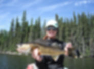 Ens Outfitting Reindeer Lake Saskatchewan Fly In Fishing Walleye