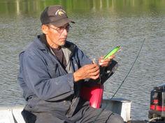Besnard-Lake-Fishing-Northern-Pike-Walle