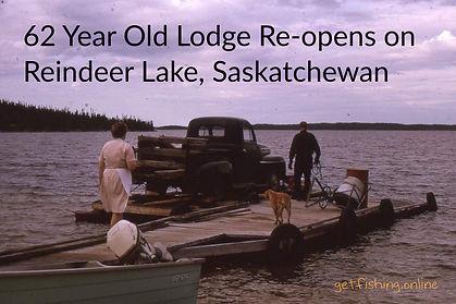 Ens Outfitting Reindeer Lake Saskatchewan Fly In Fishing Get Fishing Online