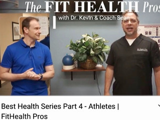 Best Health Series Part 4 - Athletes | FitHealth Pros