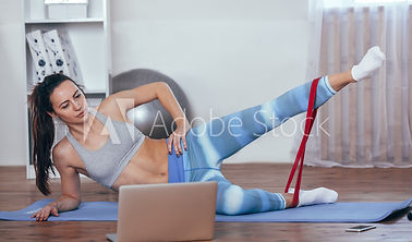 Skype sessions Challenge Fit LA Personal Trainer