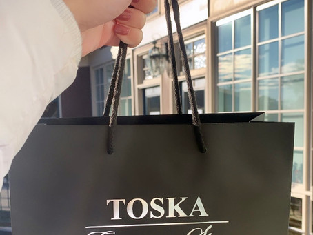 Toska Spa Experience!