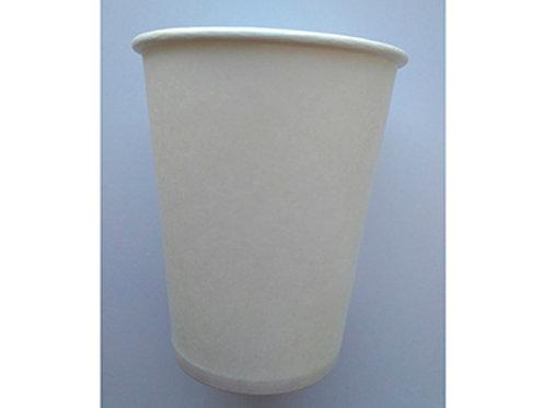 Стакан бумажный белый 340 ml 50 шт